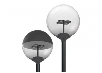 Eltam OptiLED-Flower-Globe Product-Pic